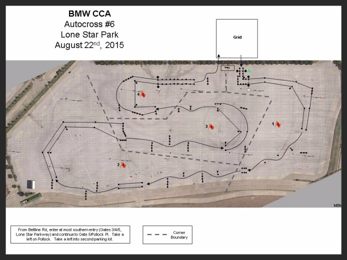 2015-08-22 AutoX Course Map